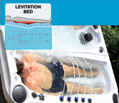 Grandmaster Spas Marbella Levitation Bed™